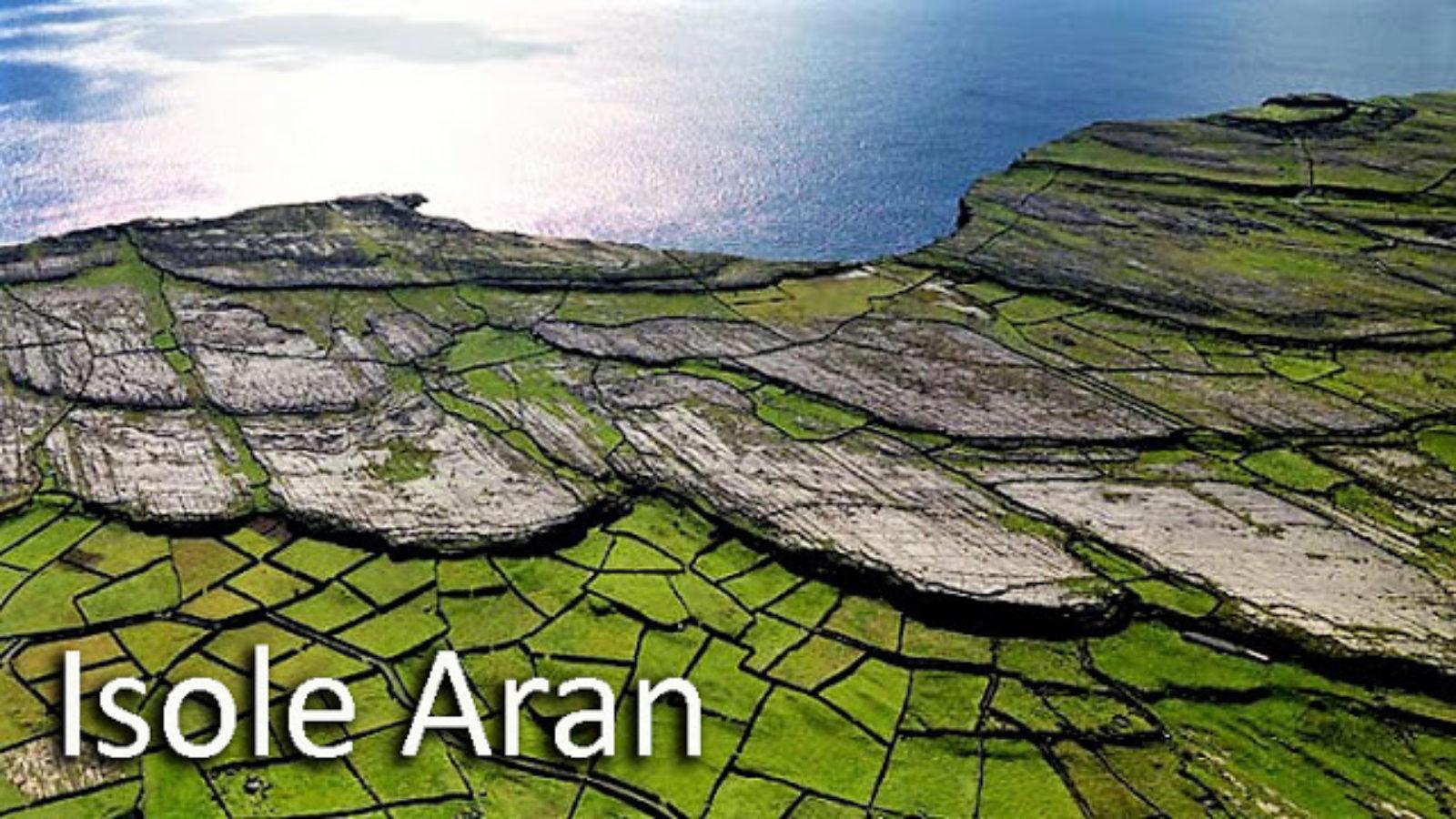 Isole ARAN – Irlanda