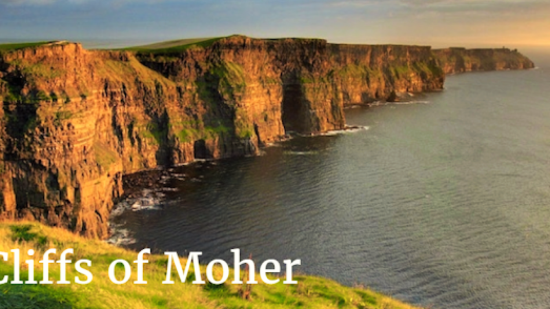 Cliffs of Moher, le magnifiche scogliere d'Irlanda