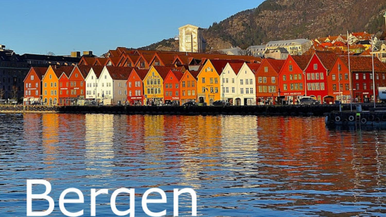 Bergen, la città dei fiordi