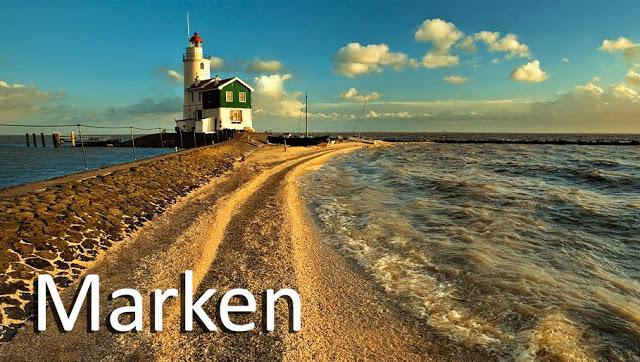 Marken, c'era una volta un'isola!