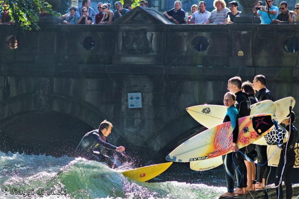 Surf sull'Einsbach