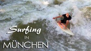Surfing a Monaco di Baviera!