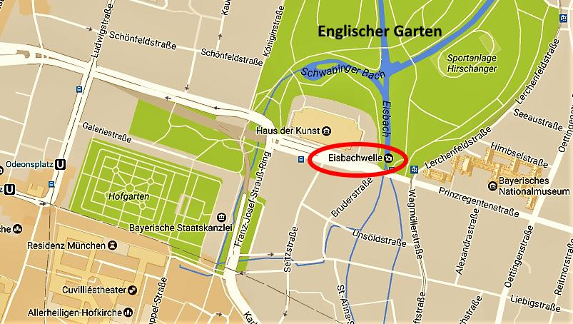 Eisbachwelle