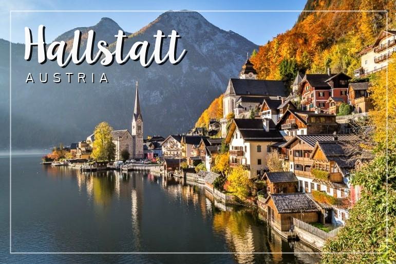 Hallstatt, il villaggio più antico d'Europa