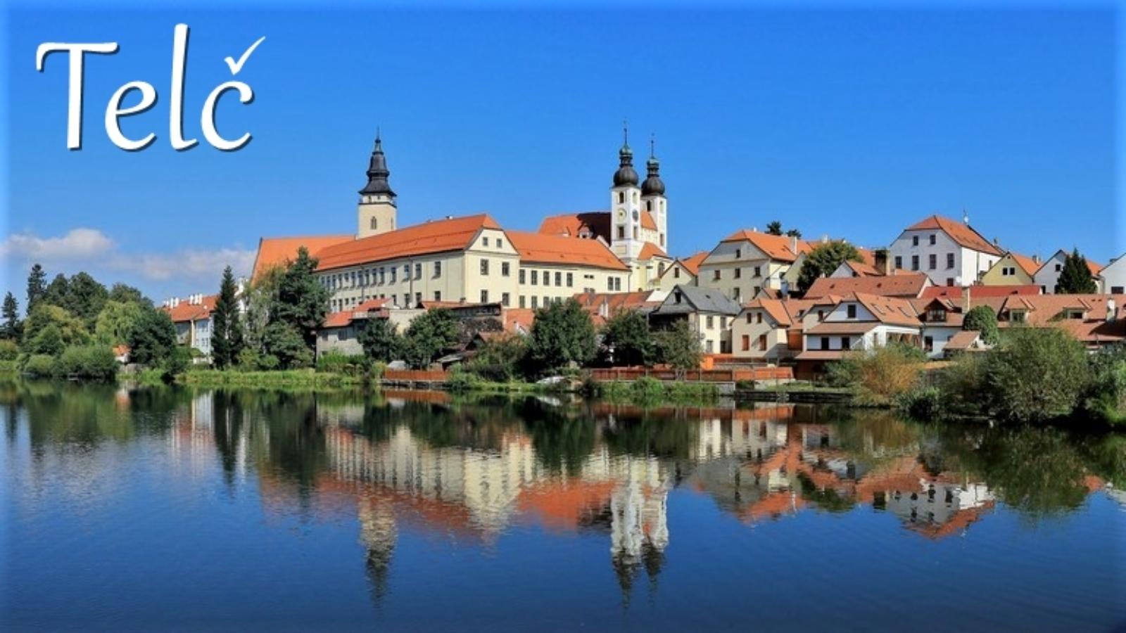 Telč, la gemma rinascimentale della Moravia