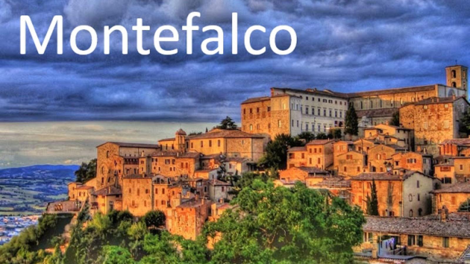 Montefalco, la ringhiera dell'Umbria!
