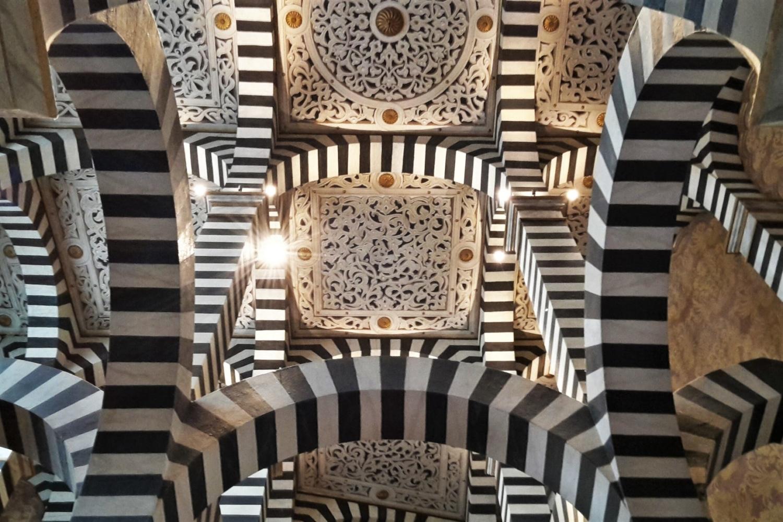 Soffitto della cappella