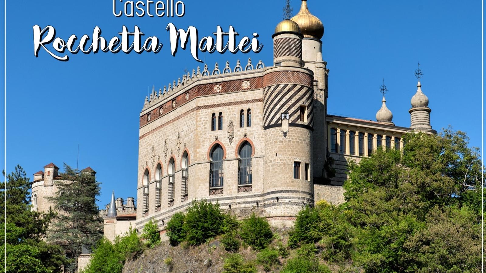 Rocchetta Mattei, un sogno tra l'Appennino e l'Oriente