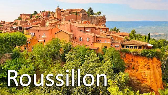 Roussillon e il Sentiero delle Ocre