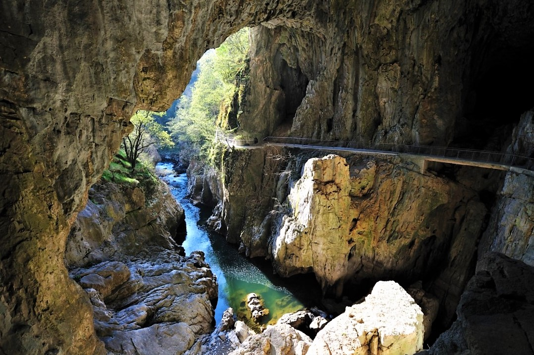 fondo del canyon