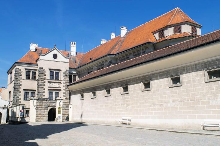 Castello di Telc