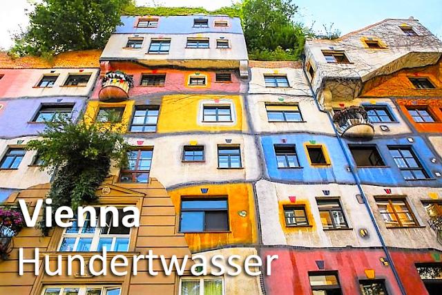 Vienna: i colori di Hundertwasser