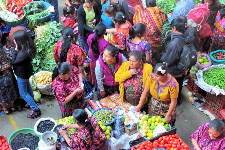 Mercato della verdura
