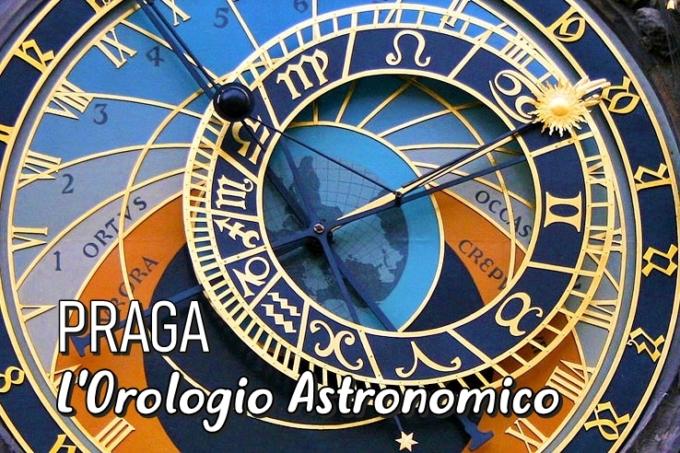I segreti dell'orologio astronomico di Praga