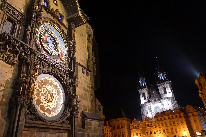 Orologio di notte