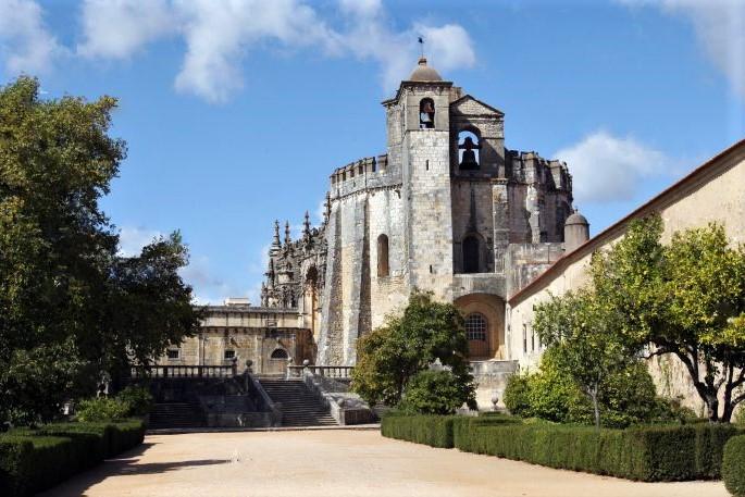 La Charola (chiesa) dall'esterno