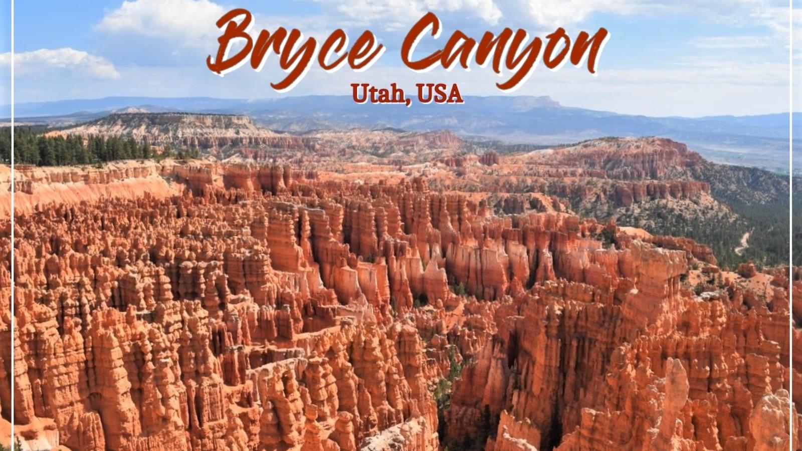 Bryce Canyon, alla scoperta dei celebri Hoodoos