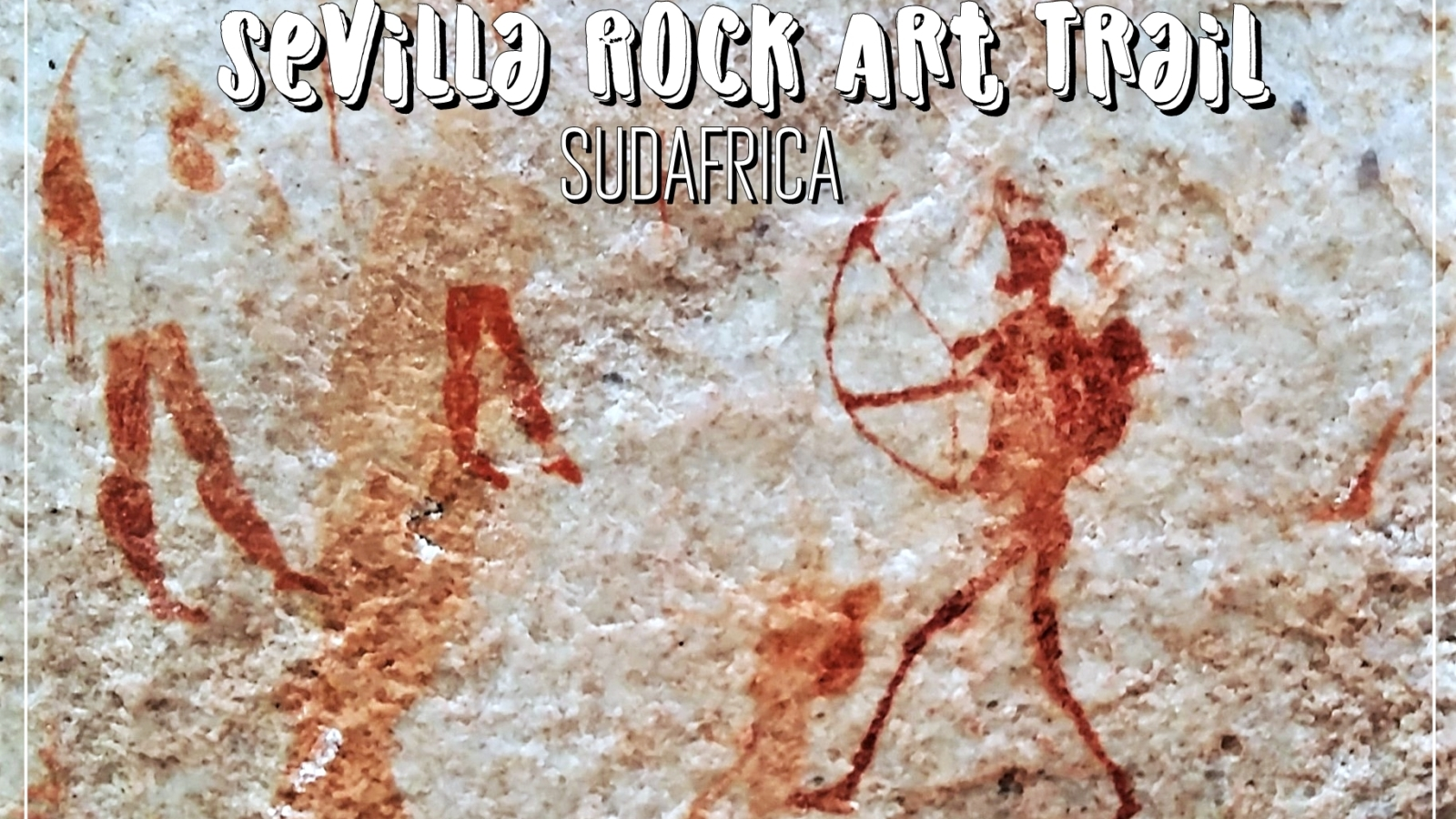 Sevilla Rock Art Trail, i graffiti dei nostri antenati