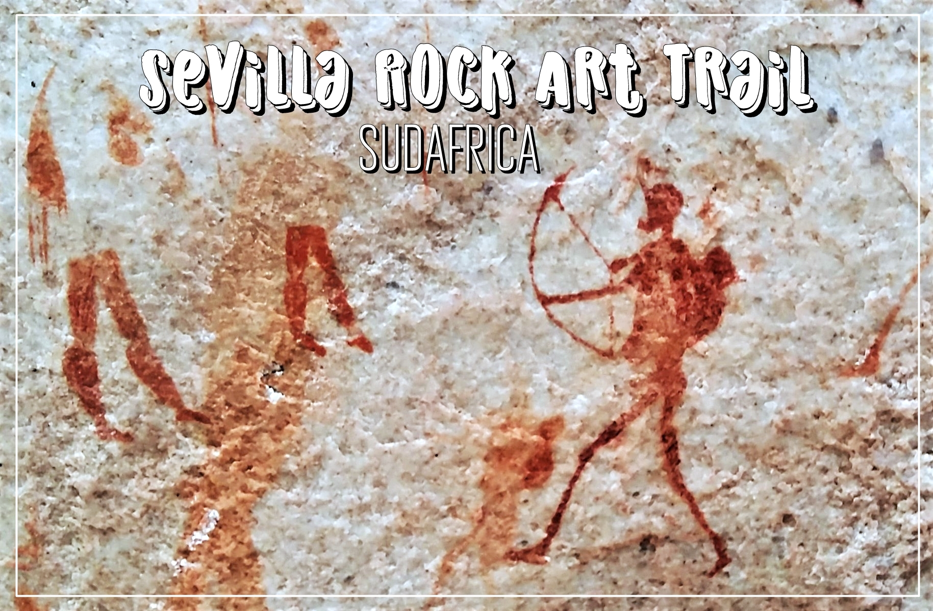 Sevilla Rock Art Trail, i graffiti dei nostri antenati