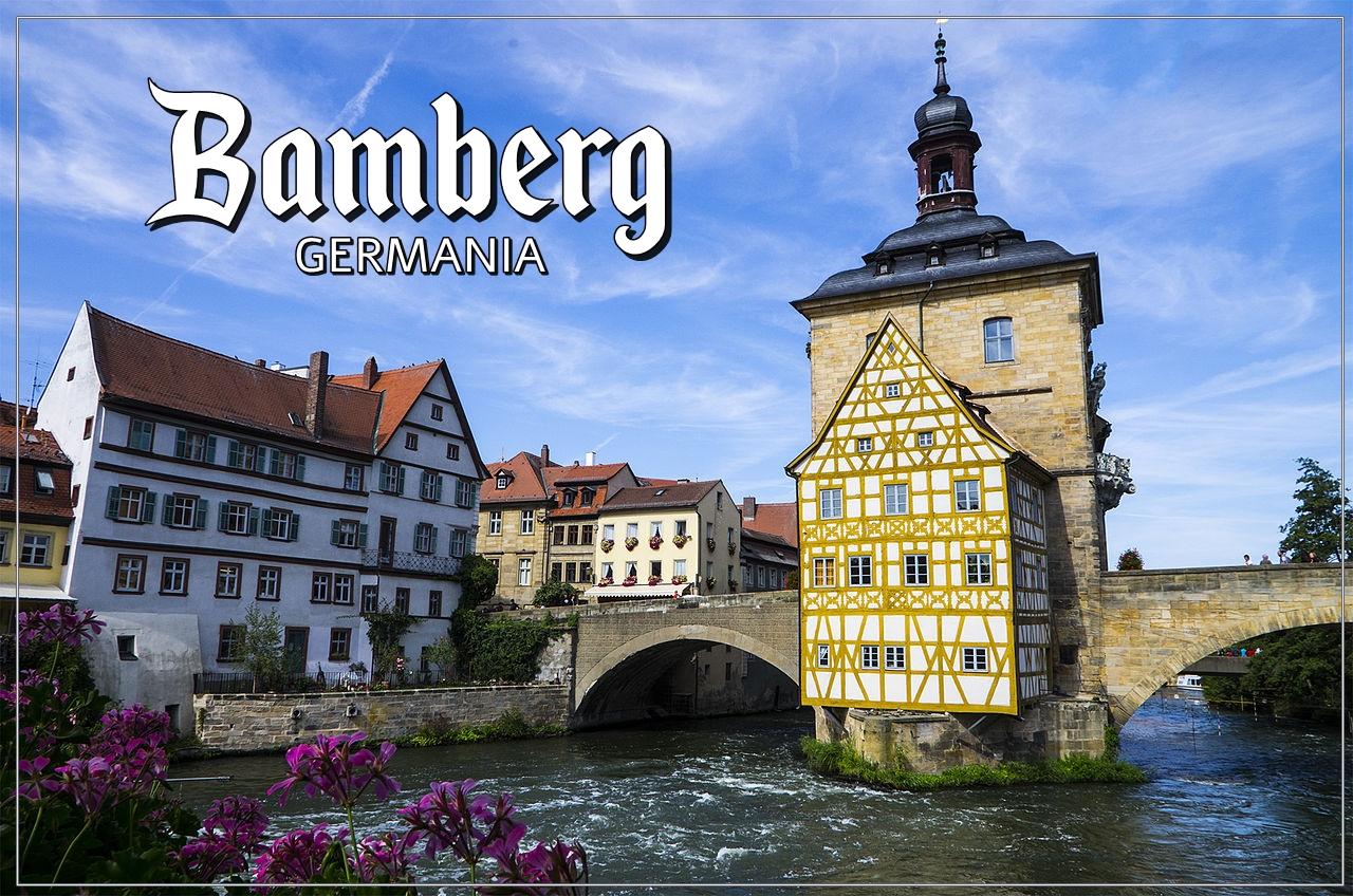 Bamberg, la perla della Franconia