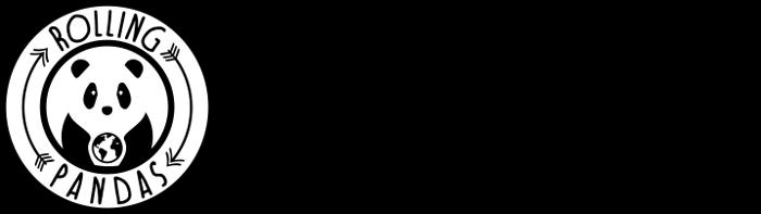logo rolling panda