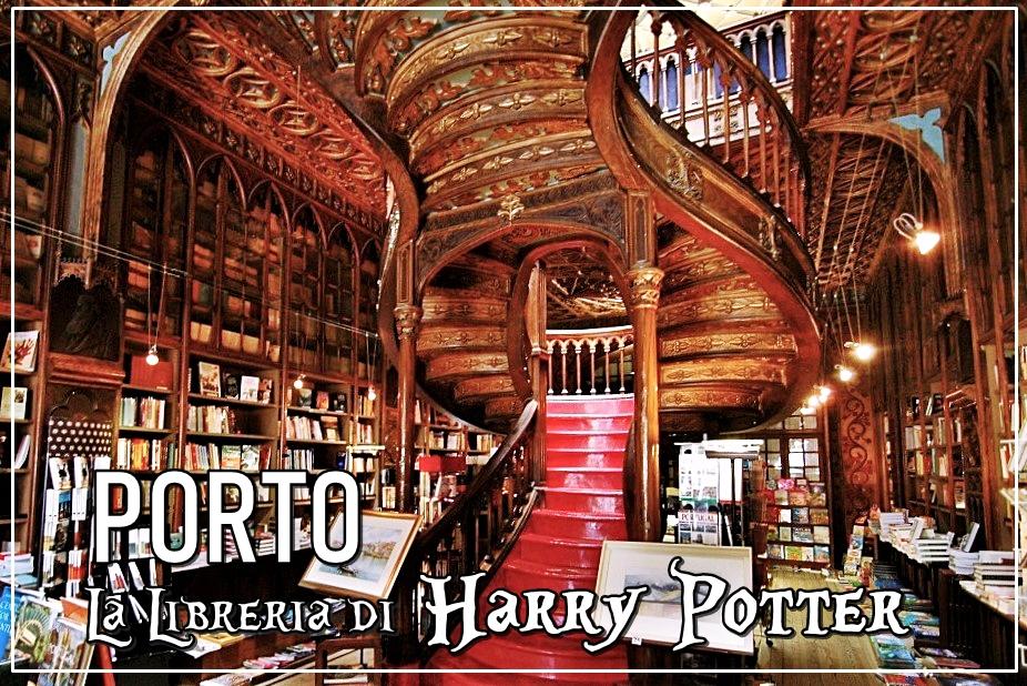 Porto: la libreria che ha ispirato Harry Potter