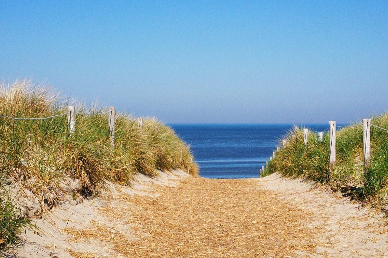Dalle dune al mare