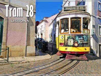 Tram 28, un tour imperdibile di Lisbona