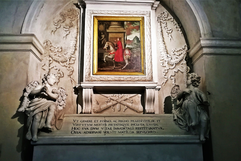 Tomba di Matilde di Canossa